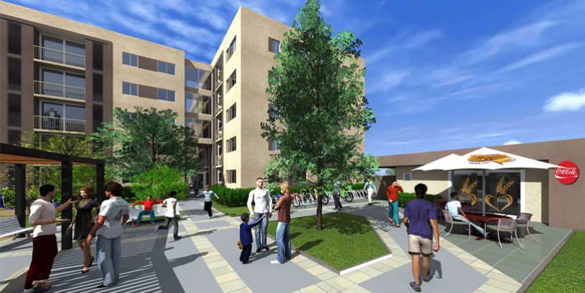Proyecto Vista de Sor Vicenta II de Inmobiliaria Dadelco-10