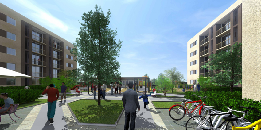 Proyecto Vista de Sor Vicenta II de Inmobiliaria Dadelco-11