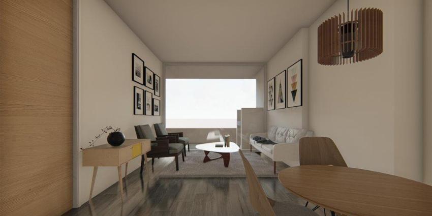 Proyecto Edificio Los Naranjos de Inmobiliaria Altos de Valle Blanco-2