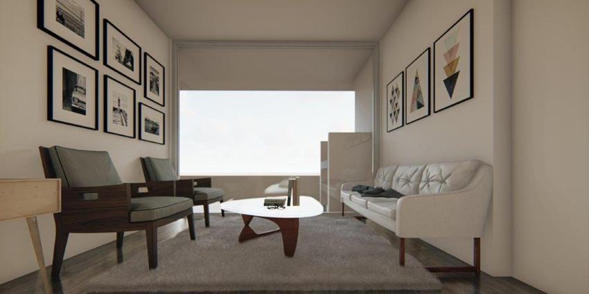 Proyecto Edificio Los Naranjos de Inmobiliaria Altos de Valle Blanco-3