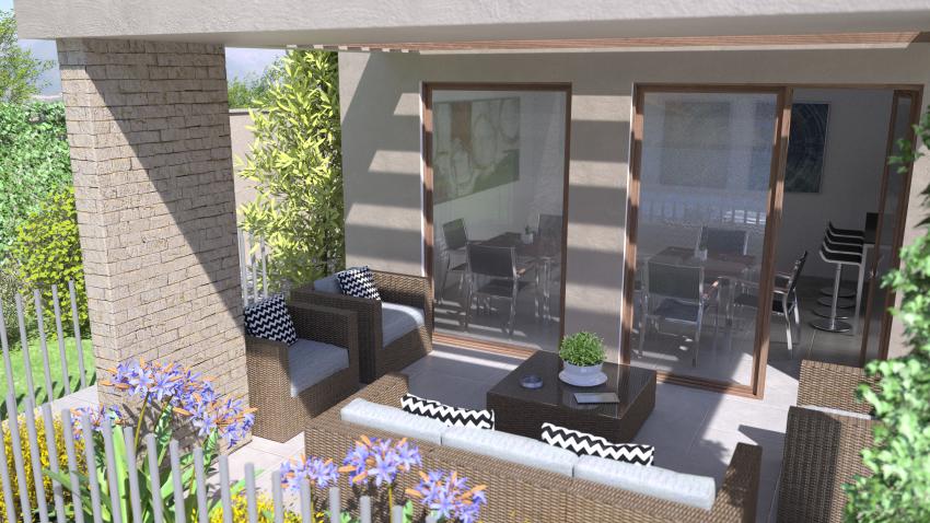 Proyecto Condominio Del Real II - Etapa V de Inmobiliaria Del Real Inmobiliaria-10