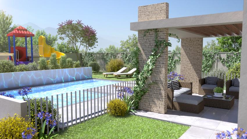 Proyecto Condominio Del Real II - Etapa V de Inmobiliaria Del Real Inmobiliaria-12