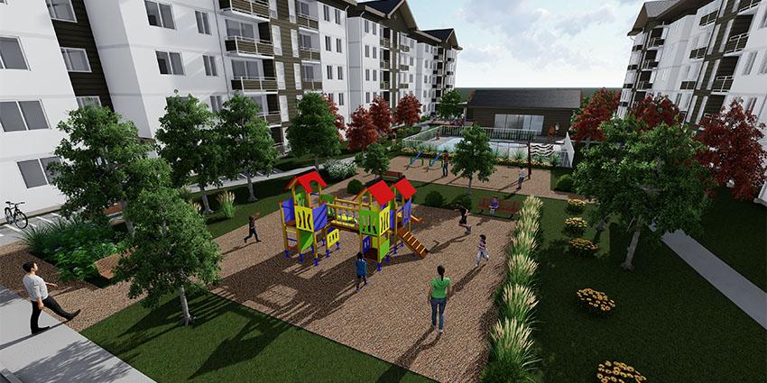 Proyecto Condominio Los Fundadores de Inmobiliaria NuevaVida-3