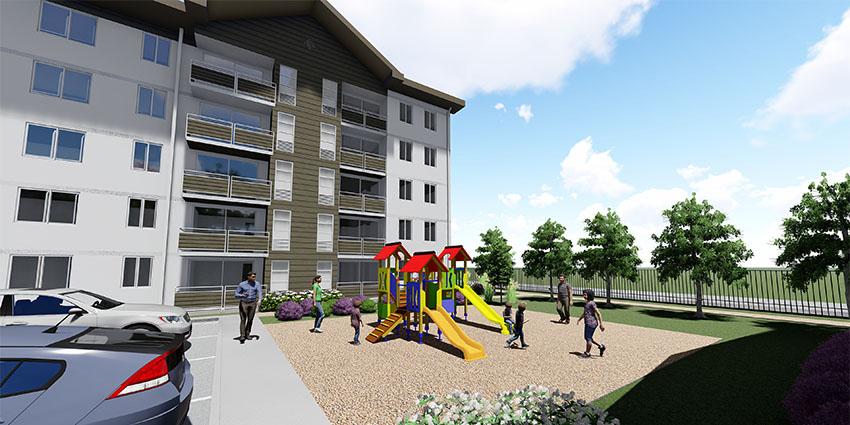 Proyecto Condominio Los Fundadores de Inmobiliaria NuevaVida-5