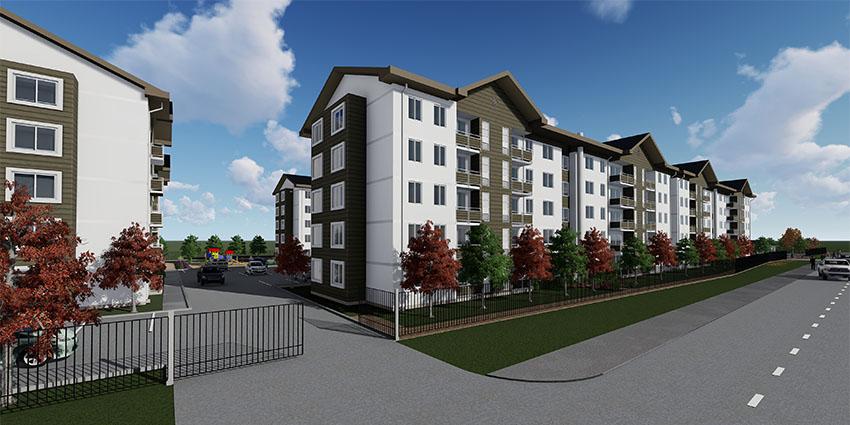 Proyecto Condominio Los Fundadores de Inmobiliaria NuevaVida-10