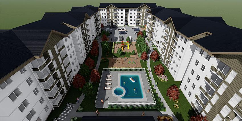 Proyecto Condominio Los Fundadores de Inmobiliaria NuevaVida-6