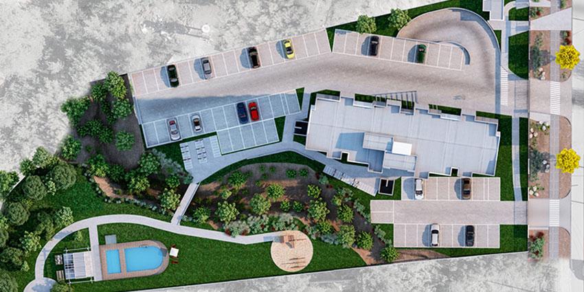 Proyecto Condominio Parque Peñablanca de Inmobiliaria Alborada-6