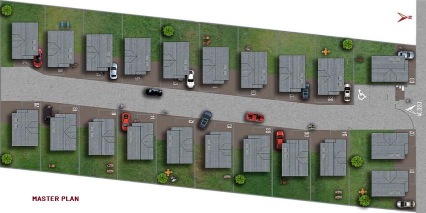 Proyecto Condominio Santa Cecilia de Inmobiliaria Cumbre Constructora-12