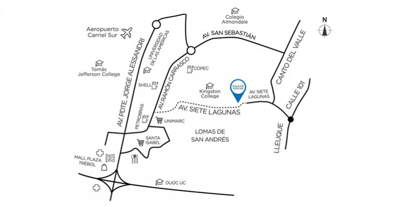 Proyecto Altos de San Andrés de Inmobiliaria Pocuro-19