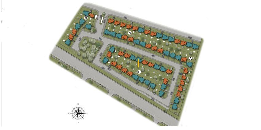 Proyecto Condominio Altos del Monasterio de Inmobiliaria PY-4