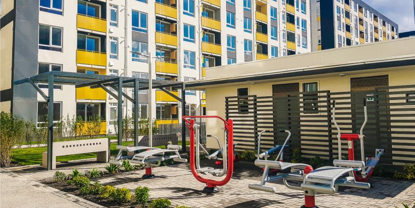 Proyecto Nuevo Centro de Inmobiliaria MNK-3