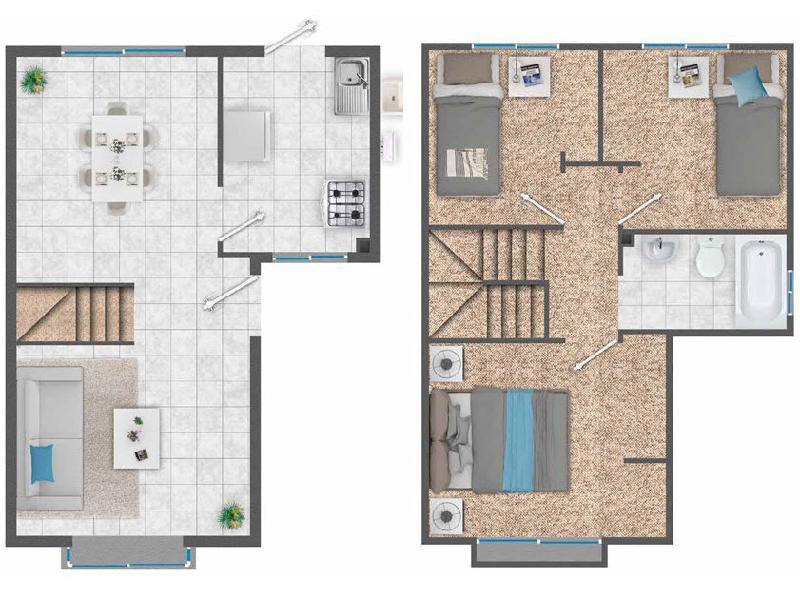 los-trigales-casa-3d+1b