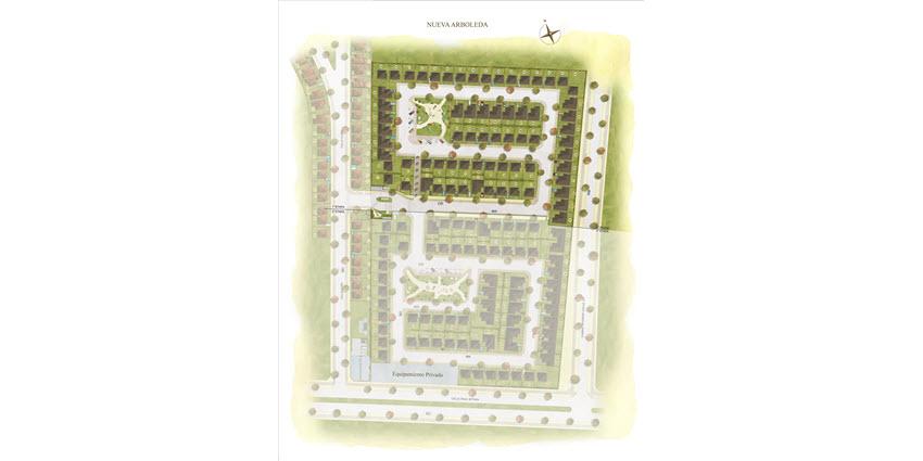 Proyecto Condominio Nueva Arboleda de Inmobiliaria PY-11