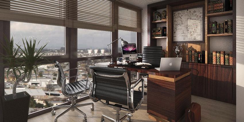 Proyecto Plaza Oriente - Oficinas de Inmobiliaria Digua Constructora-2