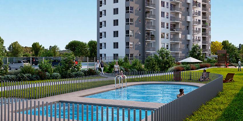 Proyecto Condominio Parque Peñablanca de Inmobiliaria Alborada-9