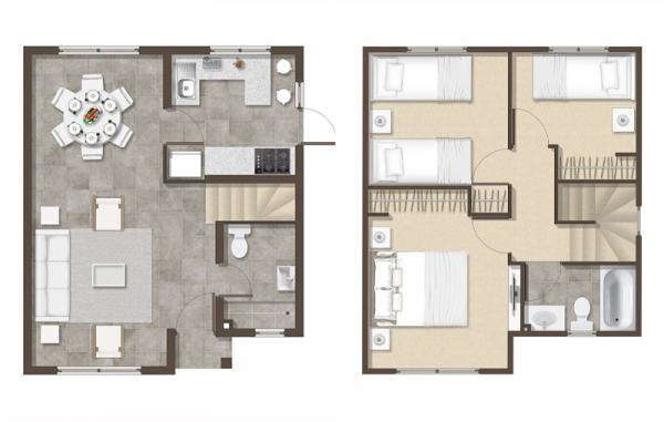 condominio-newén---etapa-iii-casa-laurel