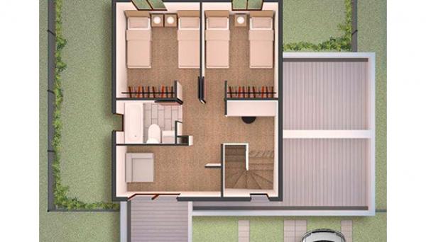 condominio-los-lingues-de-machalí-Único-dos-plantas