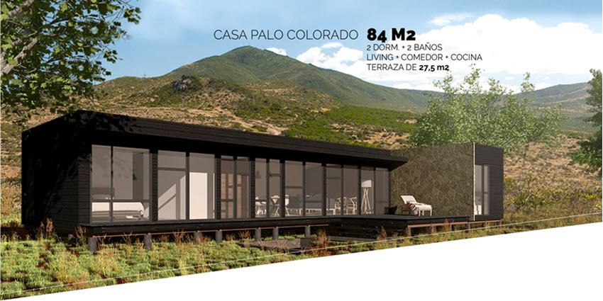 Proyecto Condominio Rocas del Mar - Casas de Inmobiliaria Foresta del Mar-7