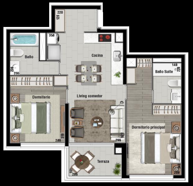 paranoá-home-and-resort-planta-71-m2