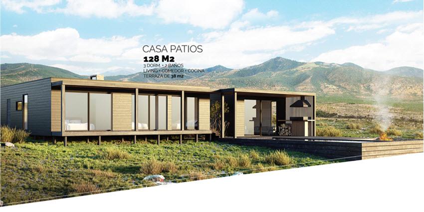 Proyecto Condominio Rocas del Mar - Casas de Inmobiliaria Foresta del Mar-11