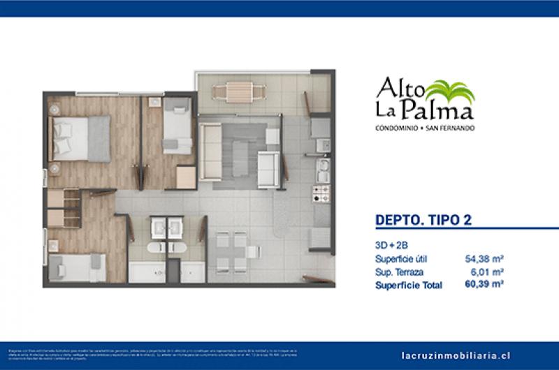 condominio-alto-la-palma---etapa-i-tipo-2