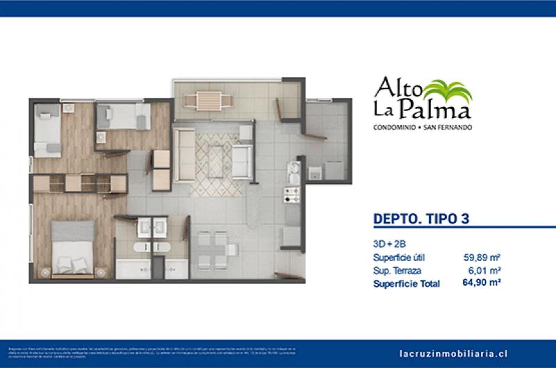 condominio-alto-la-palma---etapa-i-tipo-3