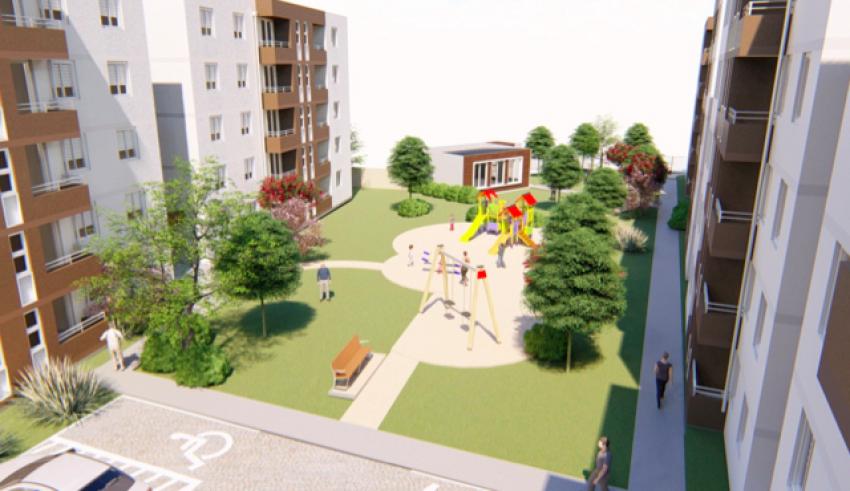 Proyecto Condominio Alto Durand III de Inmobiliaria Inespa Inmobiliaria-3