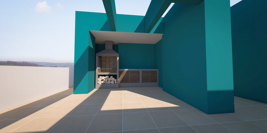 Proyecto Edificio Futuro Heras 1025 de Inmobiliaria Grupo Futuro-11