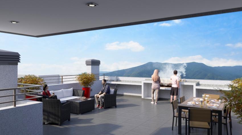 Proyecto Barrio Cumbres - Edifcio Manquehue de Inmobiliaria Grepsa-8