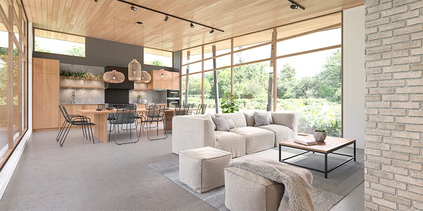 Proyecto Condominio Bosque Laguna de Inmobiliaria Aitue-13