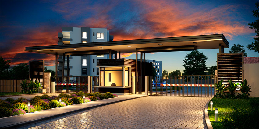 Proyecto Condominio Borde Laguna de Inmobiliaria Aitue-3