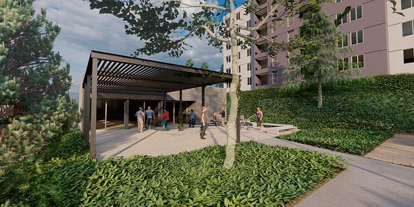 Proyecto Barrio Universitario Curauma de Inmobiliaria Comosa-2