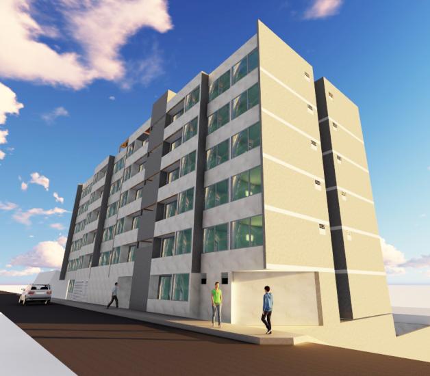 Proyecto Edificio Toconce II de Inmobiliaria Seremac-2