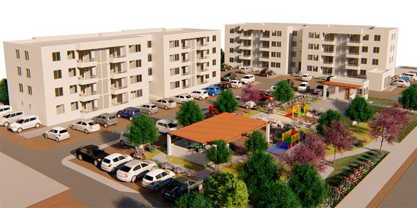 Proyecto Valles de La Florida V de Inmobiliaria Ecomac-2