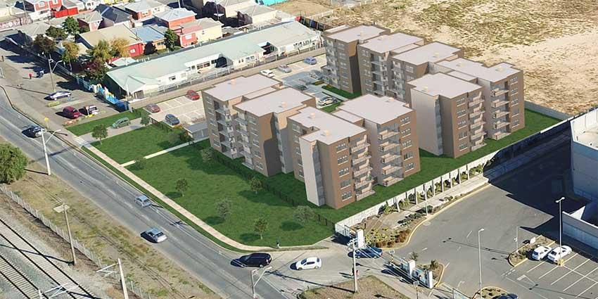 Proyecto Fuentes de Prats de Inmobiliaria CISS-2