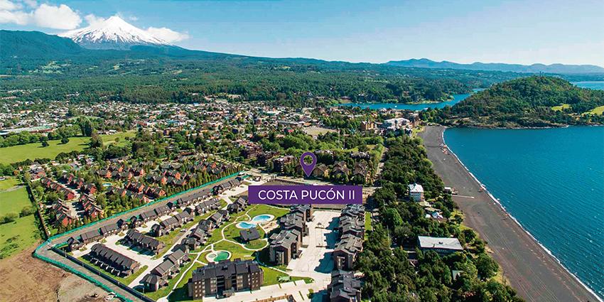 Proyecto Costa Pucón II de Inmobiliaria Socovesa-2