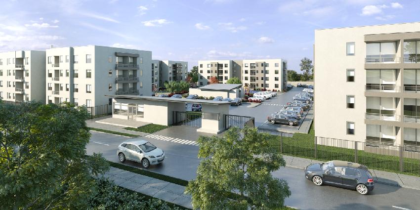 Proyecto Condominio Aires de Chiguayante de Inmobiliaria Socovesa-2