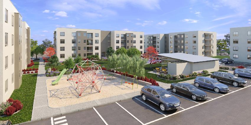 Proyecto Condominio Aires de Chiguayante de Inmobiliaria Socovesa-3
