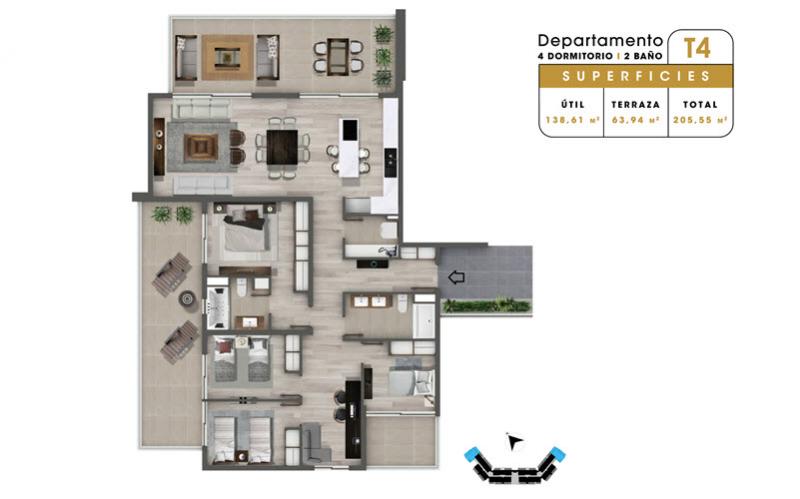 condominio-mar-del-este-departamento-t4