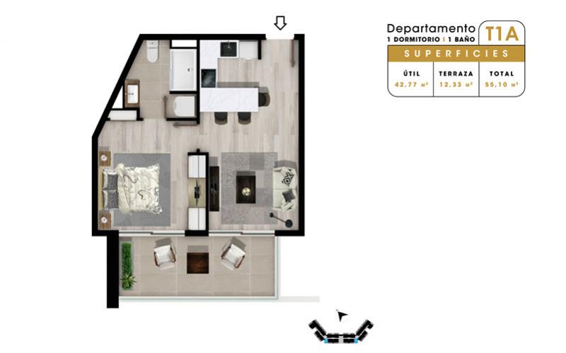 condominio-mar-del-este-departamento-t1a