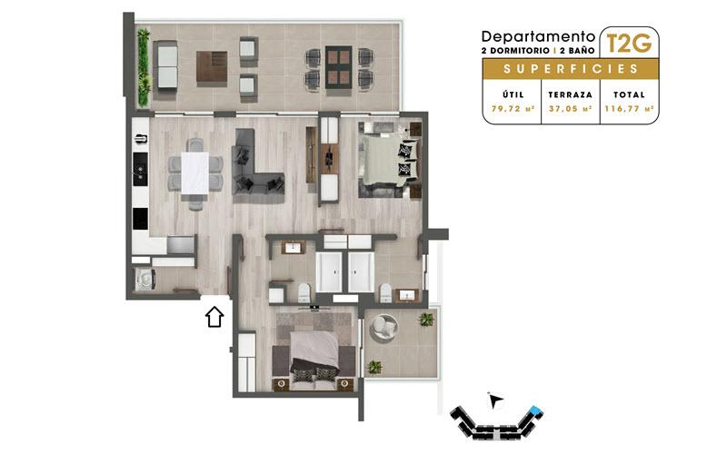 condominio-mar-del-este-departamento-t2g