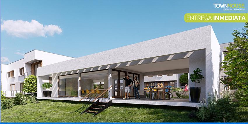 Proyecto Lomas de San Andrés Townhouse de Inmobiliaria Valmar-2
