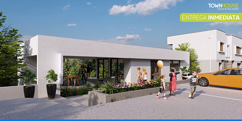 Proyecto Lomas de San Andrés Townhouse de Inmobiliaria Valmar-3