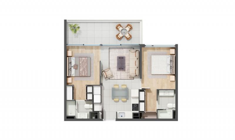 condominio-los-almendros-reñaca-tipo-3a