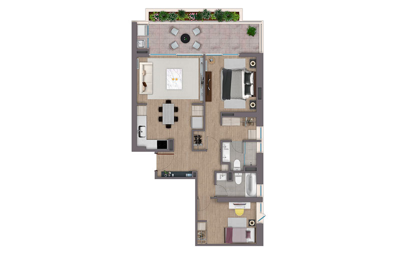 edificio-calafquén-iii-tipo-203