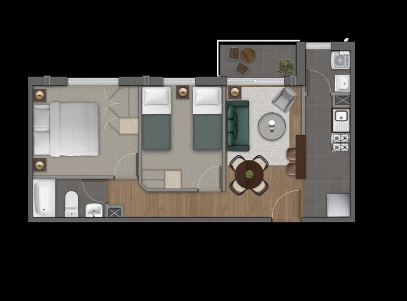 condominio-newen-tipo-2a