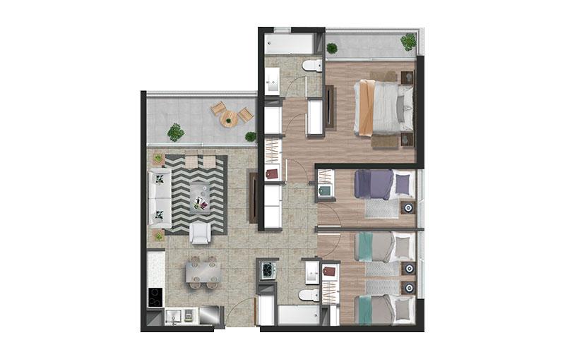 edificio-montt-Ñuñoa-tipo-a-piso-12°-2°-al-11°