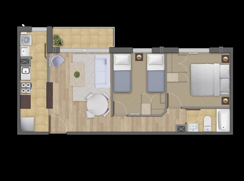 condominio-nueva-lafquén-ii-planta-2b