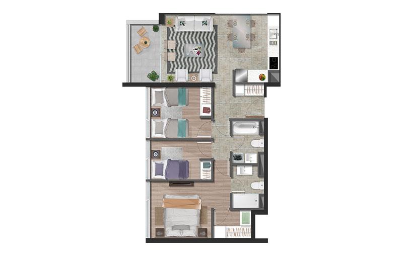 edificio-montt-Ñuñoa-tipo-b-piso-3°-al-11°