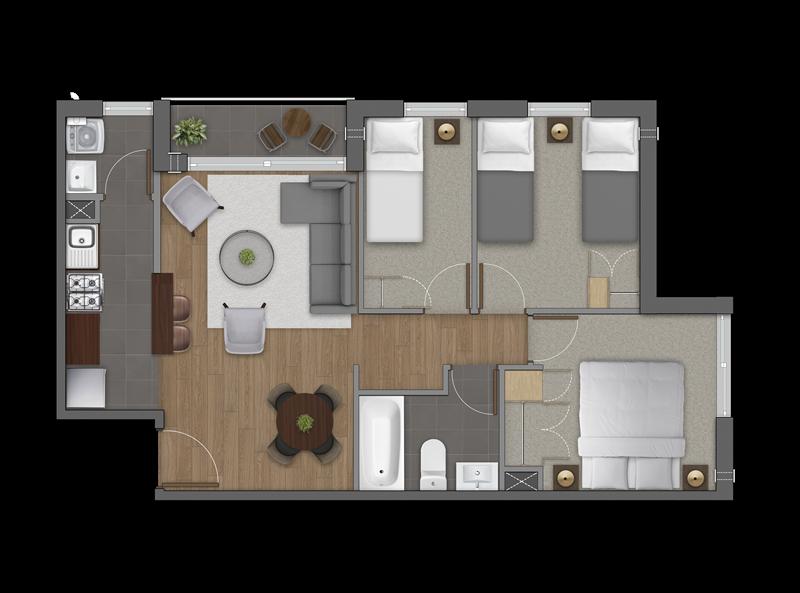 condominio-newen-tipo-3c
